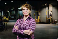 Angie McDaniel, International Operations Manager