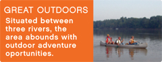 Rivers and Outdoor Adventures Toombs County