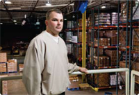 Tim Truxel, Plant Manager - DOT Foods